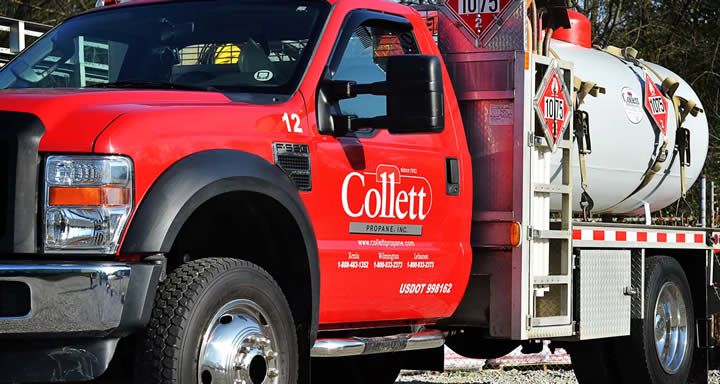 Collett Propane for your family